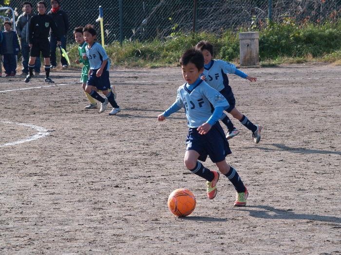 LLクラス 第64回あすなろ少年サッカー大会決勝トーナメント(3年生)_a0109316_2358964.jpg