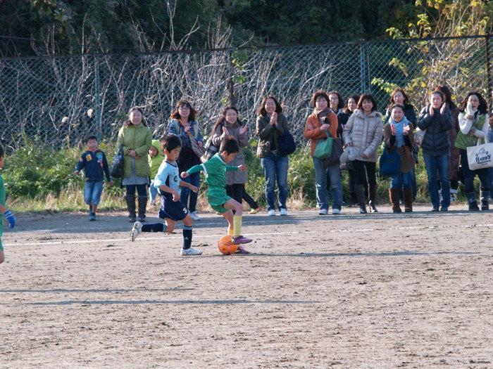 LLクラス 第64回あすなろ少年サッカー大会決勝トーナメント(3年生)_a0109316_2359741.jpg