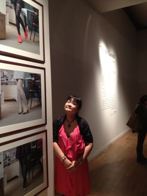 知子さんの展示会_f0095325_955452.jpg