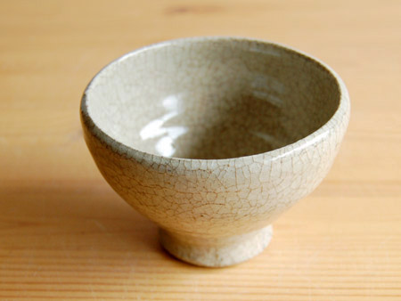 福永さんの個展から。長石釉のうつわ。_a0026127_1563433.jpg