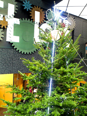 渋谷のクリスマスの飾り_a0275527_21472535.jpg