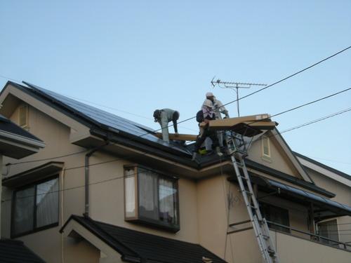 M様邸(佐伯区湯来町伏谷ハーブヒルズ)太陽光発電システム工事_d0125228_7231497.jpg