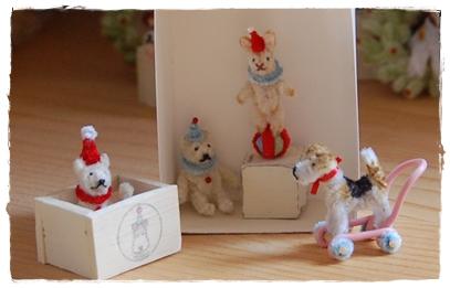 クリスマスアイテム  Christmas Items_a0205848_21583158.jpg