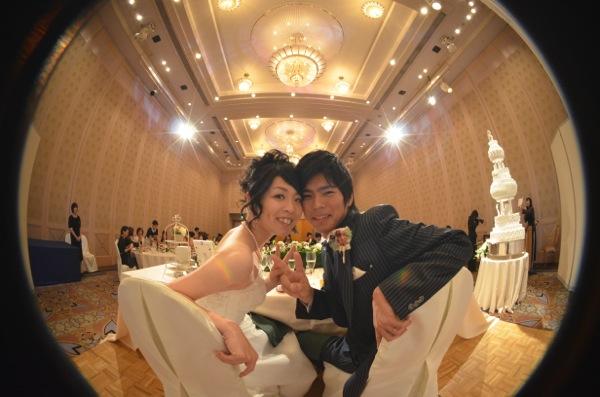 今日も無事終了!結!婚!式!(ホテル日航奈良)_e0046950_236268.jpg