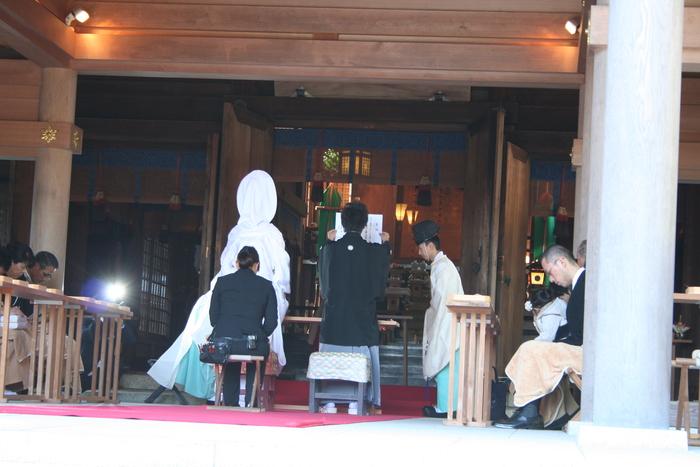 結婚指輪 護国神社_b0220167_22524569.jpg