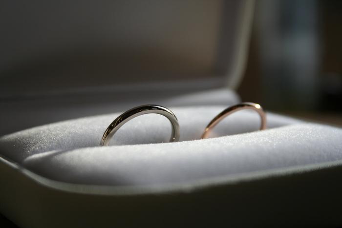 結婚指輪 護国神社_b0220167_2254204.jpg