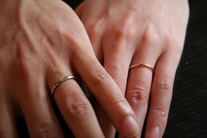 結婚指輪 護国神社_b0220167_225434100.jpg
