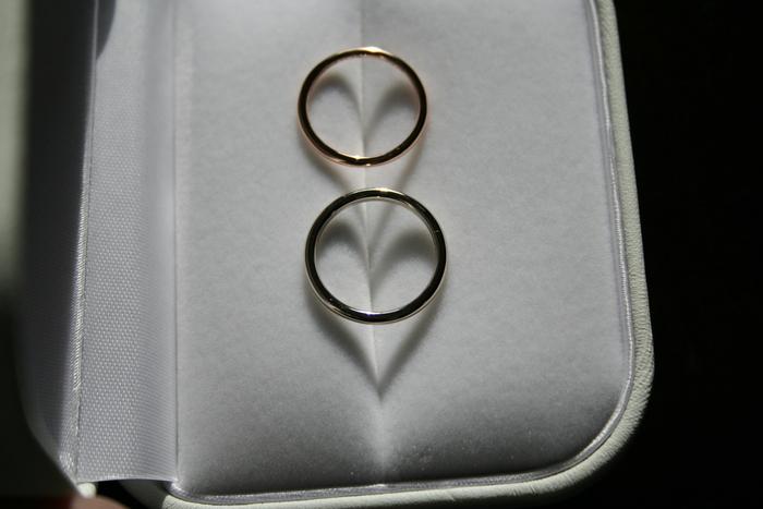 結婚指輪 護国神社_b0220167_2254711.jpg