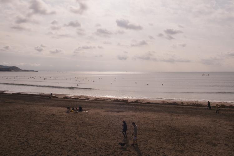 初冬の海・由比ヶ浜篇。_b0022268_20521578.jpg