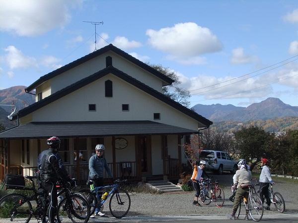 11/10 イタリアンランチサイクリング_b0217782_1914137.jpg