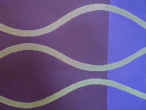 手織名古屋帯 献上横立涌   <工芸帯地 洛風林の帯>_d0159384_169923.jpg