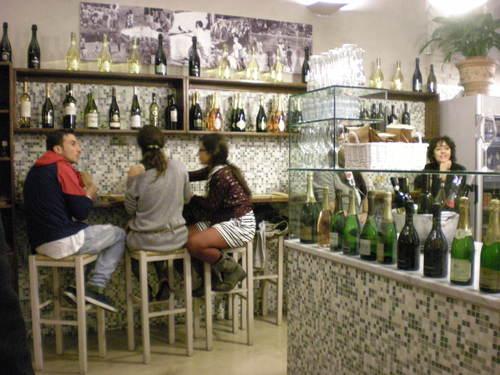 ヴェネッチアの居酒屋スタイルをここフィレンツェで楽しめるお店_c0179785_16364681.jpg
