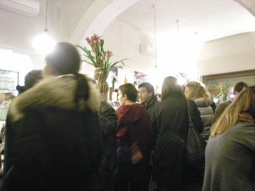 ヴェネッチアの居酒屋スタイルをここフィレンツェで楽しめるお店_c0179785_16384195.jpg