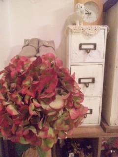 Berry Bouquet x my home***_c0134086_2311182.jpg