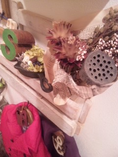 Berry Bouquet x my home***_c0134086_2311188.jpg