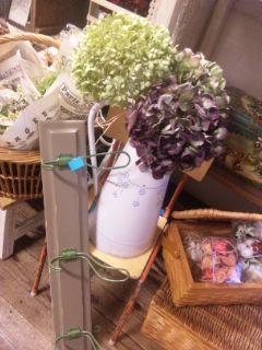 "Berry Bouquet    \""お花展""_c0134086_2391513.jpg"