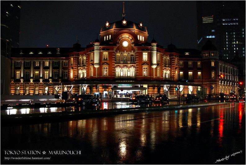 ** TOKYO STATION 2012 **_a0108795_1717422.jpg