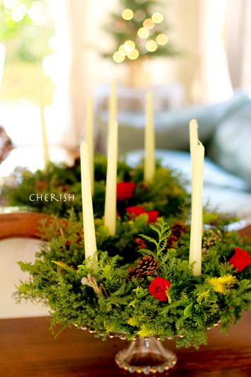 アドベントクランツで始まる聖なる季節_b0208604_1122515.jpg