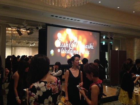 ☆Rish&Masashi Wedding Party☆_c0187025_23244752.jpg
