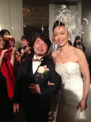 ☆Rish&Masashi Wedding Party☆_c0187025_23251127.jpg