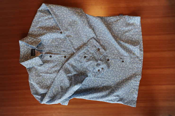 Patagonia Men\'s Hi-Loft Down Sweater Hoodyにした_b0233441_11152351.jpg