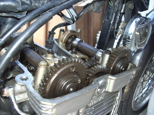 GB250Hクラブマン修理-3_c0261447_22111095.jpg