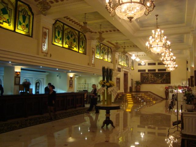 ベトナムへ行く。⑭ ~ホテルマジェスティック~_f0232060_1333260.jpg