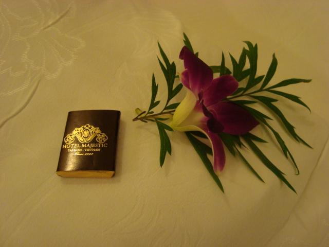 ベトナムへ行く。⑭ ~ホテルマジェスティック~_f0232060_1463247.jpg