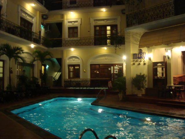 ベトナムへ行く。⑭ ~ホテルマジェスティック~_f0232060_2133235.jpg