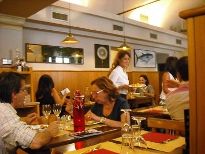 ローマ、チェントロでご飯を食べるなら・・・_a0172661_8131616.jpg