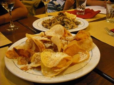 ローマ、チェントロでご飯を食べるなら・・・_a0172661_8144587.jpg
