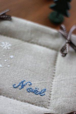 シンプル刺繍のカフェ小物作り*レッスン_f0224568_717556.jpg