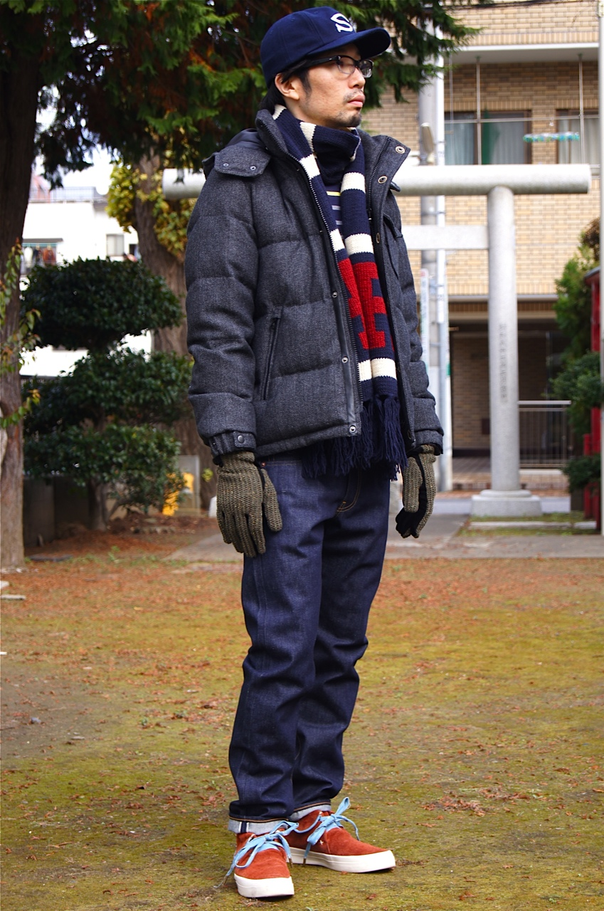"""COURT ROLL\"" & \""S/DOUBLE\"" Winter style!!_f0020773_21162638.jpg"