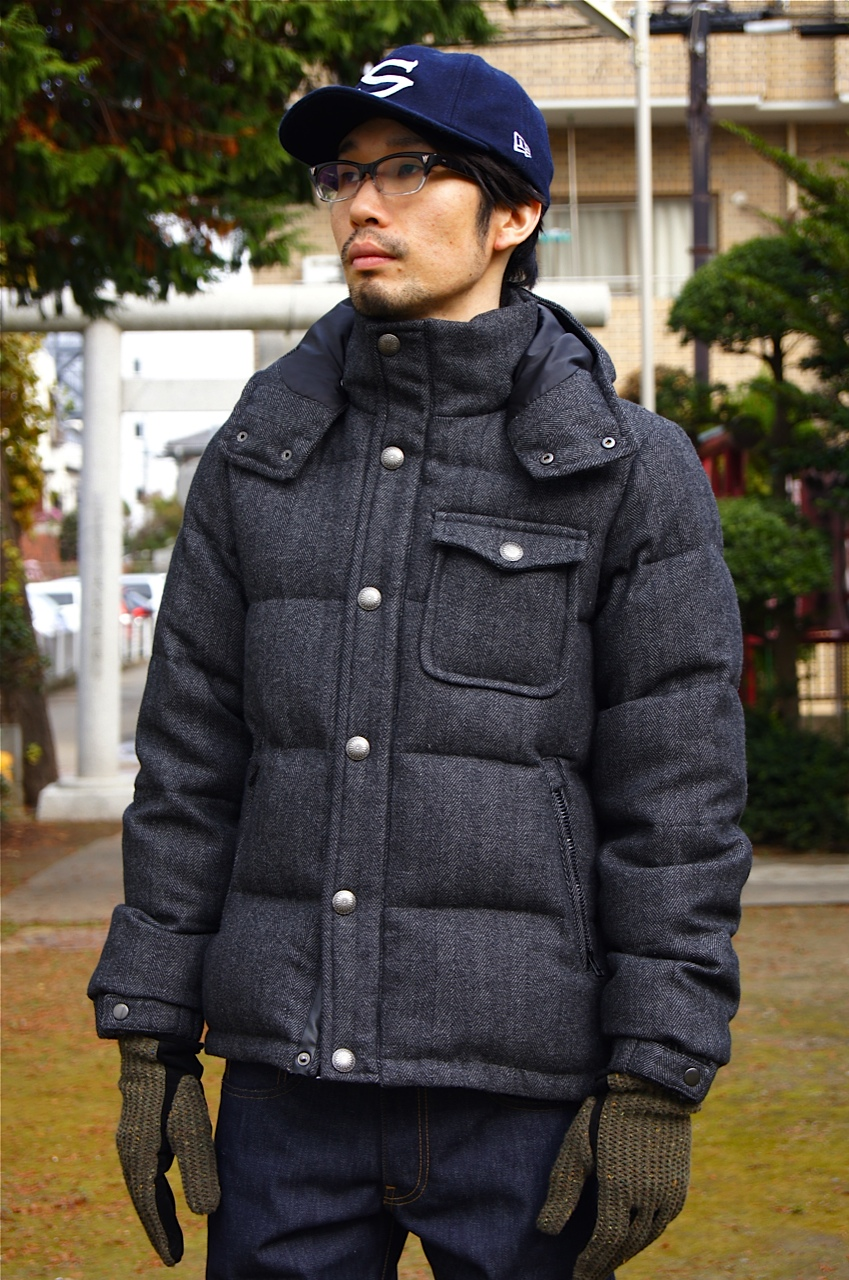 """COURT ROLL\"" & \""S/DOUBLE\"" Winter style!!_f0020773_21163469.jpg"