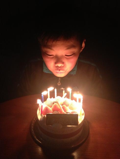 10才 お誕生日_e0231482_14295895.jpg