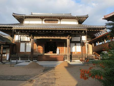 康国寺の座禅_b0231886_13164845.jpg