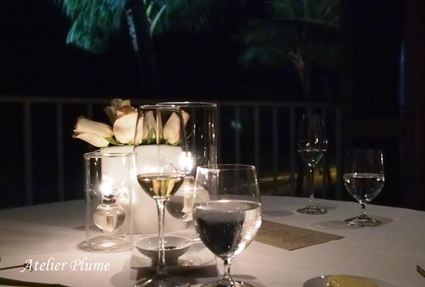 Hawaii☆ 〜波の音を聴きながら・幸せなディナー〜_e0154202_18244689.jpg
