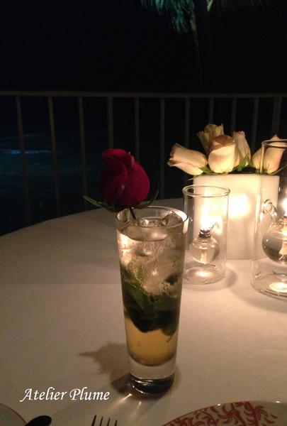 Hawaii☆ 〜波の音を聴きながら・幸せなディナー〜_e0154202_1835507.jpg
