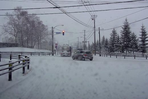 2012年11月26日(月):雪→雨[中標津町郷土館]_e0062415_19503858.jpg