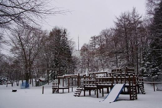 2012年11月26日(月):雪→雨[中標津町郷土館]_e0062415_19523760.jpg