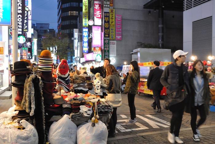 ⑩韓国旅行 2日目 明洞歩き_a0229217_13323950.jpg
