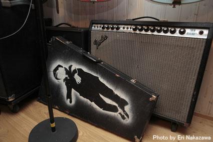 アイスランド・エアウエイブス2012(3):濃厚・満足スペシャル・スタジオツアーは未発表音源や凄い生演奏_c0003620_2335875.jpg
