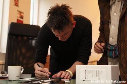 アイスランド・エアウエイブス2012(3):濃厚・満足スペシャル・スタジオツアーは未発表音源や凄い生演奏_c0003620_2345522.jpg