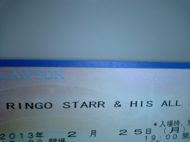 Flashin\' Piano Boogie!!!〜Ringo\'s Ticket Get!!! _a0168922_16144463.jpg