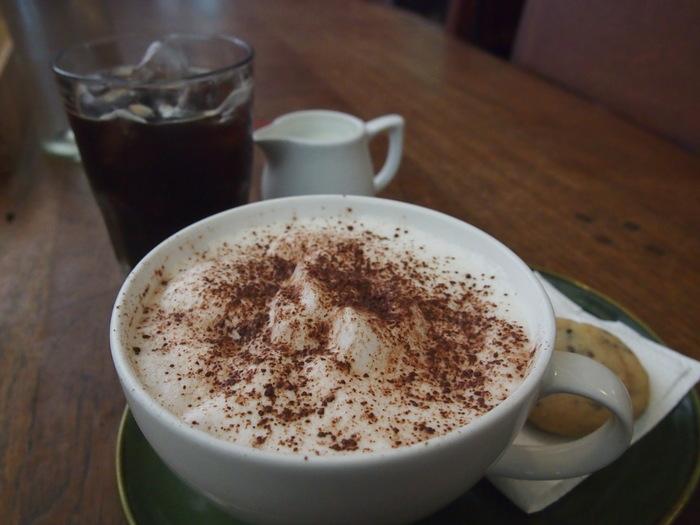 2012 9月 シンガポール (15)  友達とお茶@Cafe Epicurious_f0062122_14174462.jpg