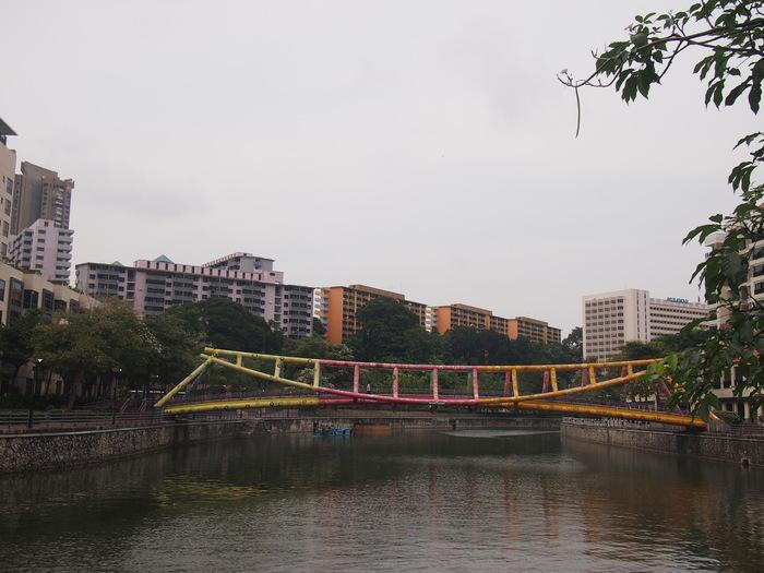 2012 9月 シンガポール (15)  友達とお茶@Cafe Epicurious_f0062122_14193542.jpg