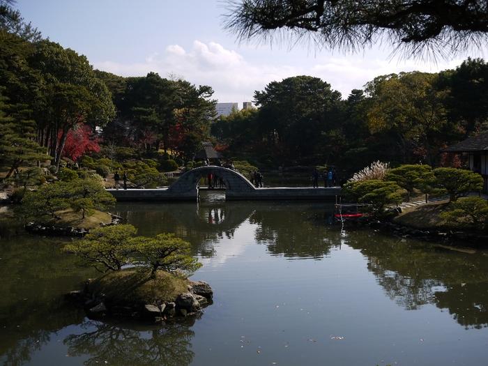 晩秋の縮景園2012_b0190540_8141631.jpg