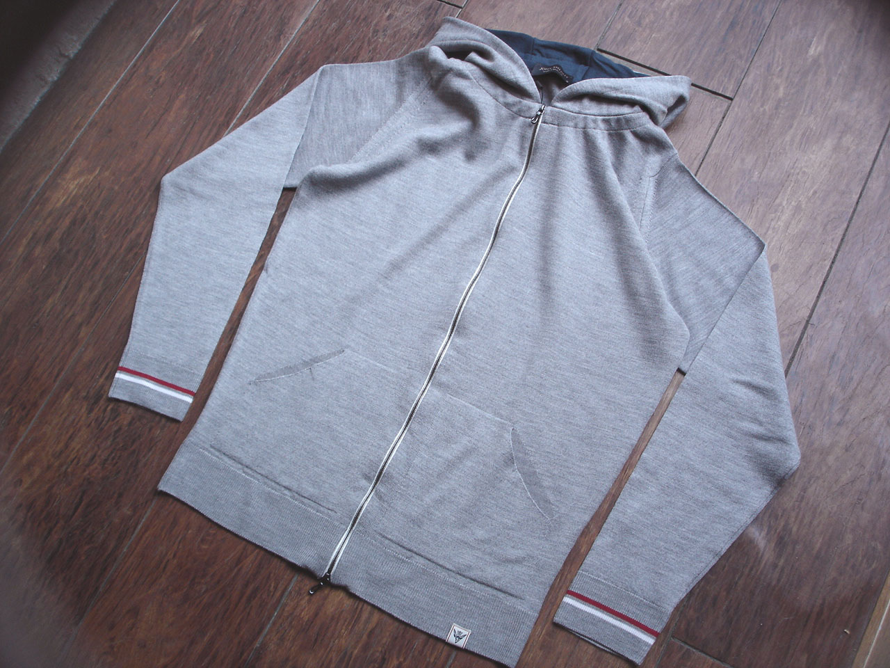 NEW : JOHN SMEDLEY [Special Edition Sports Collection] & [CUNKY JACKET] !!_a0132147_23573980.jpg