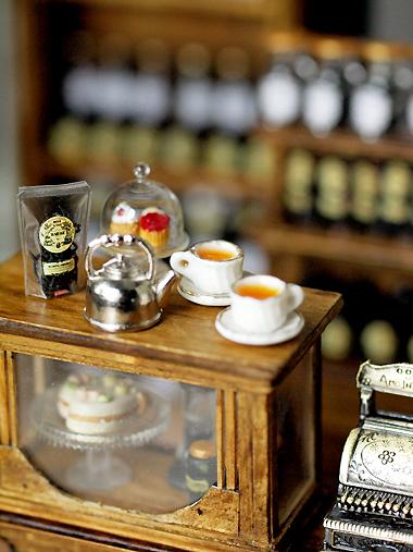 miniature* Tea shop_e0172847_10552063.jpg