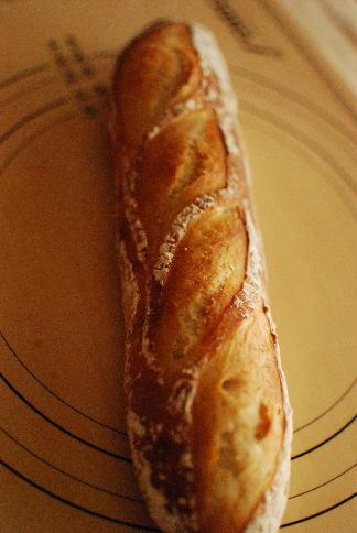 今日もまたフランスパン♪_a0175348_1319130.jpg